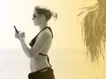 Im Urlaub abschalten - keine Mails am Strand checken