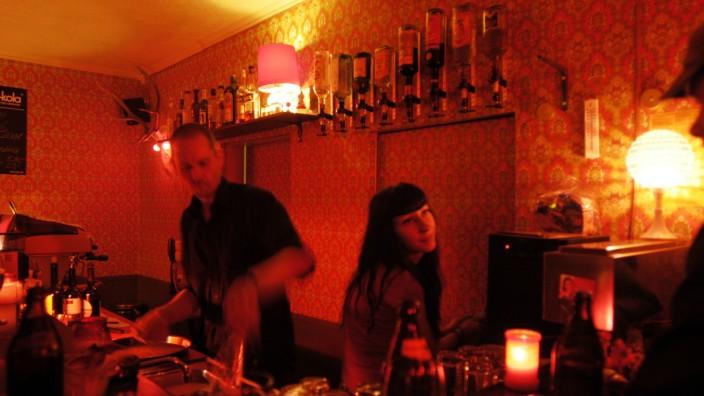 Bar 'Für Freunde', 2005