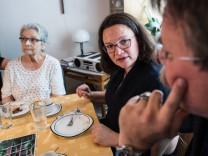 SPD-Chefin auf Sommerreise in Hessen