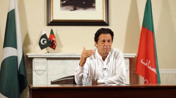 Wahlen in Pakistan - Imran Khan