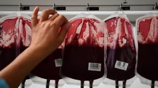 Blutspenden im Klinikum