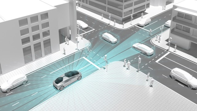 Bosch und Daimler kooperieren beim autonomen Fahren.   Bosch und Daimler: Metropole in Kalifornien wird Pilotstadt für automatisiertes Fahren