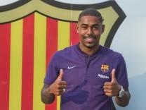 Malcom wechselte 2018 zum FC Barcelona