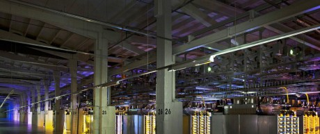 Hamina Google Data Center