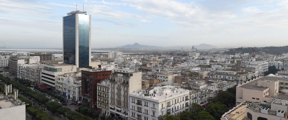 Tunis, Hauptstadt von Tunesien