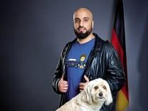 Abdelkarim Zemhoute Kabarett Kabarettist Staatsfreund deines Vertrauens PRESSEBILD