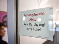 Abiturprüfung im Fach Deutsch