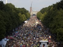 Christopher Street Day In Berlin