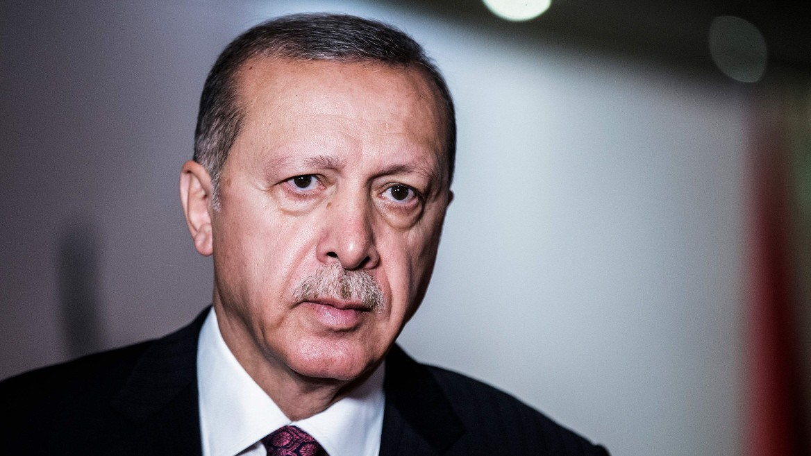 Erdoğan droht Trump