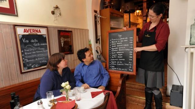 """Restaurants Italienisches Restaurant Schlachthofviertel """"Osteria Friulana"""""""