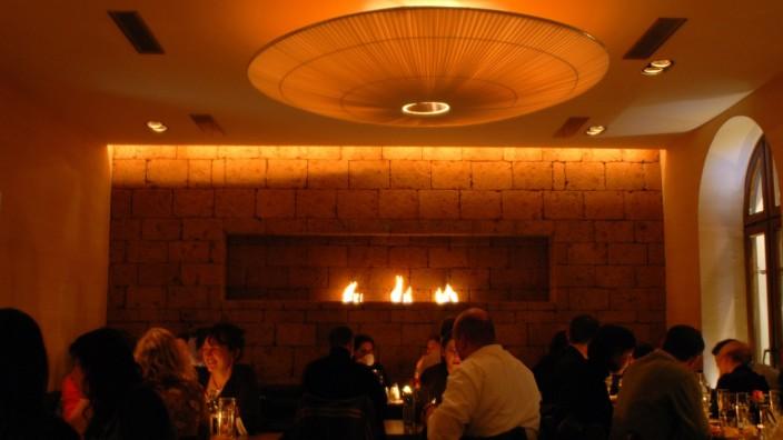 Türkisches Restaurant in München, 2007