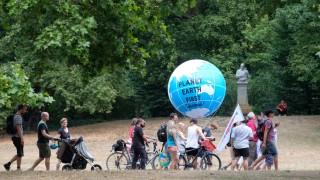Aktionen für Klimaschutz in Leipzig
