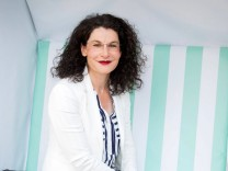 Tina Müller beim Douglas Store Opening in Kampen auf Sylt Kampen 06 07 2018 *** Tina Müller at the