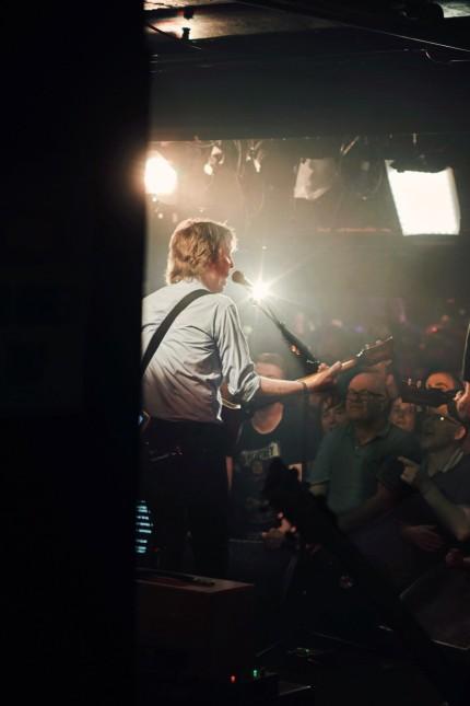 Paul McCartney verzückt seine Fans in Liverpool