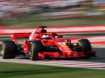 Formula One F1 - Hungarian Grand Prix