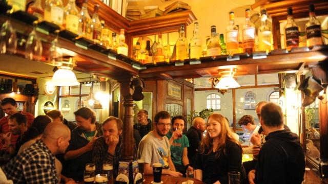 "Irish Pub ""Ryan's Muddy Boot"" in München, 2013"