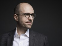 A. G. Sulzberger Donald Trump New York Times Treffen