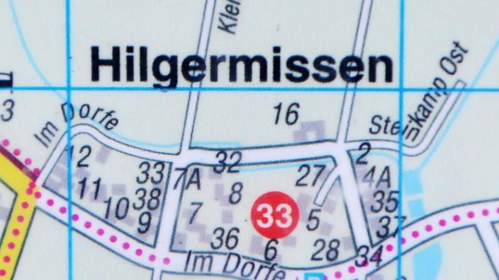 Karte Mit Hausnummern.Wenn Hausnummer 9 Und 38 Nachbarn Sind Panorama Süddeutsche De