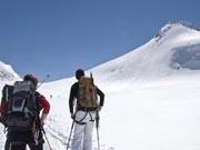 Skihochtour am Wilden Pfaff in den Stubaier Alpen, Alexander Rochau