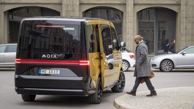 MOIA Ridesharing Hannover