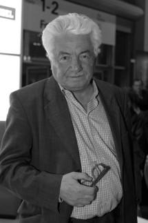 Schriftsteller Wladimir Woinowitsch GER anlässlich der Buchvorstellung Aglaja Rewkinas letzte Li; Schriftsteller Wladimir Woinowitsch GER anlässlich der Buchvorstellung Aglaja Rewkinas letzte Li