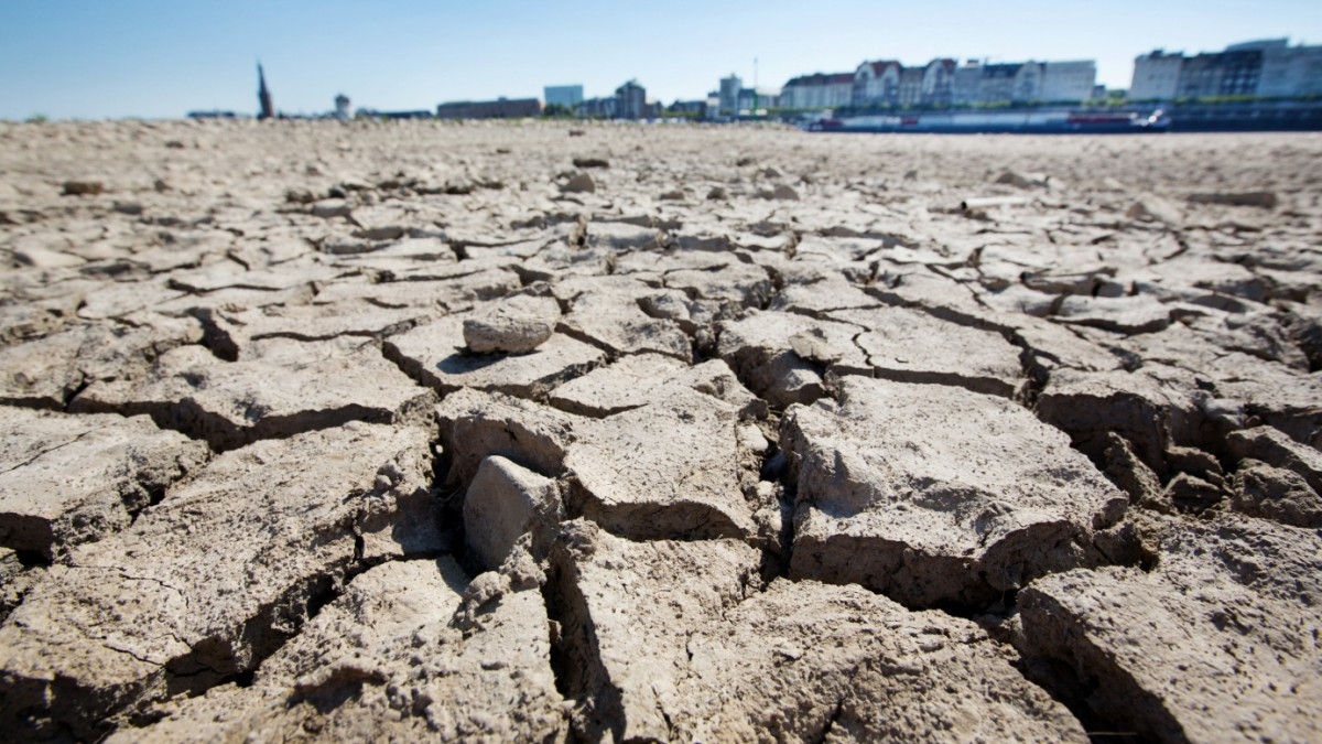 """""""Ernteausfälle, Hitzetote und Umweltflüchtlinge sind die Rückzahlungen, die wir leisten müssen"""""""