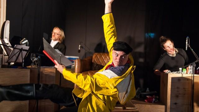 """Theater Wasserburg Live-Hörspiel """"Käpt'n Blaubär"""""""