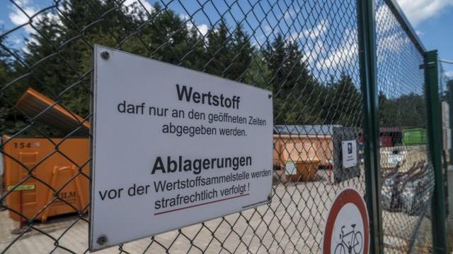 Grasbrunn Gewalt gegen Mitarbeiter