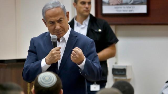 Politik Israel Nahost-Konflikt
