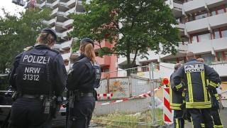 Durchsuchung in Köln-Chorweiler