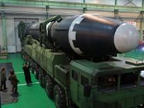 Atomkonflikt mit Nordkorea