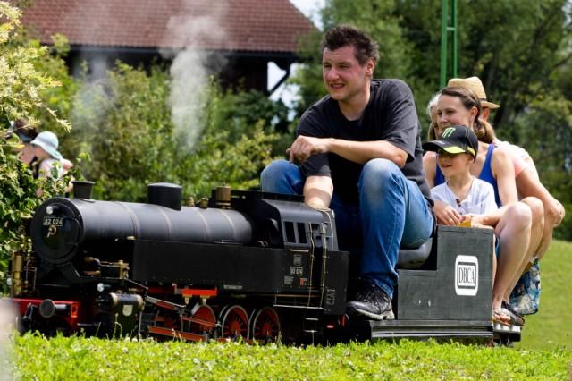 Eisenbahnpark Aßling