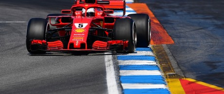 Ferrari Vettel Hat Das Beste Auto Der Formel 1 Sport Süddeutschede