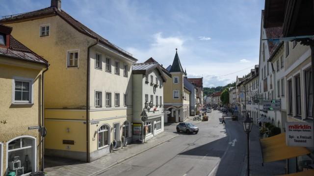 Wolfratshausen Wolfratshauser Innenstadt