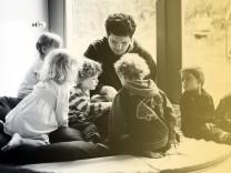 Kinderbetreuung in einer Kindertagesstätte