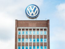 Volkswagen Abgasskandal Chefs Manager