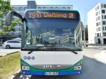 Oberpfaffenhofen: neue MVV Buslinie X910