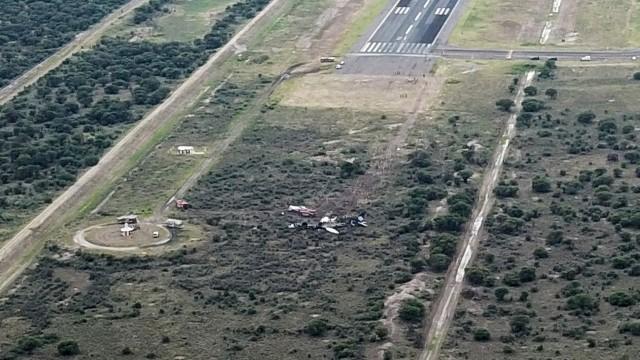 Unglück und Unfall Luftfahrt