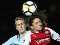 Arsenal Women v Manchester City Ladies: WSL Continental Cup Final