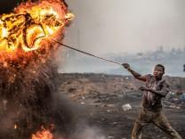 """Szene aus dem Film """"Welcome to Sodom"""""""