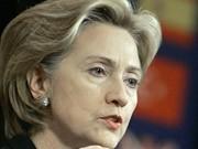 Hillary Clinton, AP