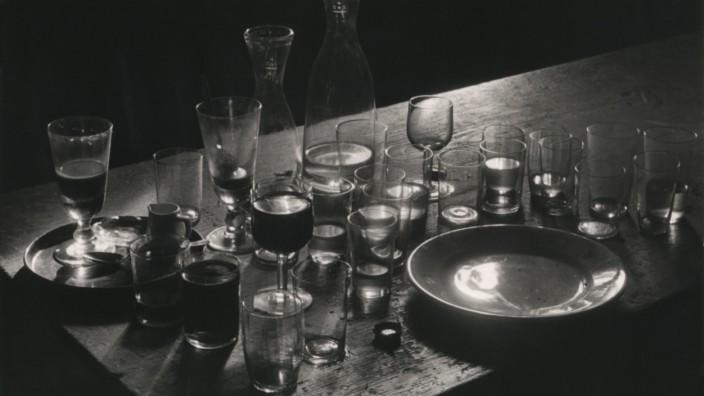 """Countryside Am Morgen im """"Schwanen"""", Oeschgen. 1943 Morning in the Restaurant """"Schwanen"""", Oeschgen, 1943"""