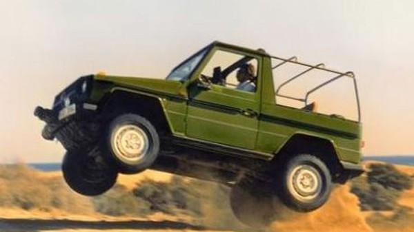 30 Jahre Mercedes G