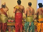 Hindu-Gebetshaus in Hannover: Ein Tempel Buntes, ddp