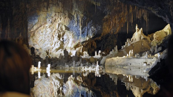 Besuchermagnet Saalfelder Feengrotten