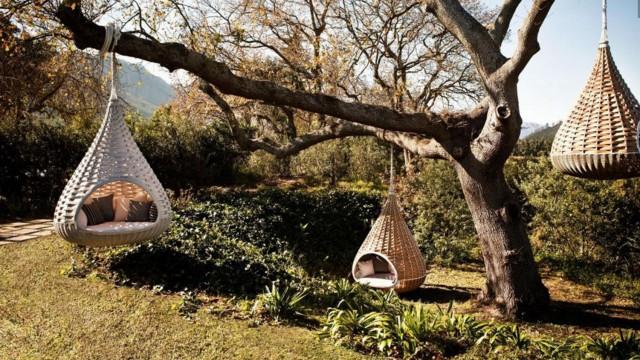 Wohnen und Design Gartentrend