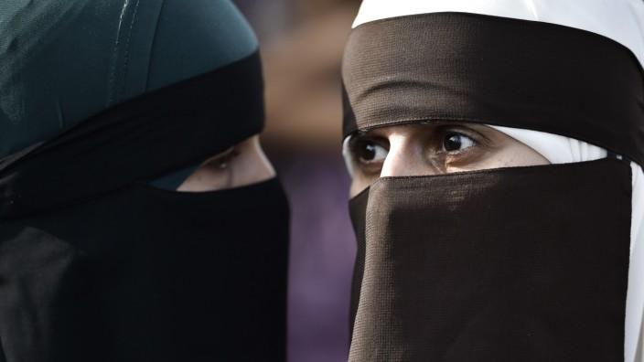 Burka-Verbot in Dänemark