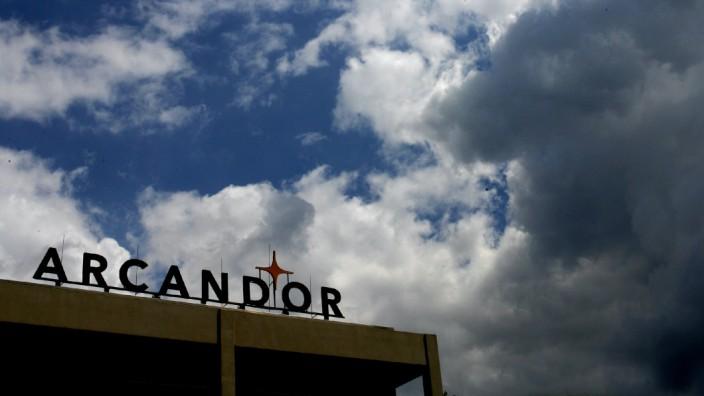 Arcandor-Zentrale: Kritik an früherer Arcandor-Führung