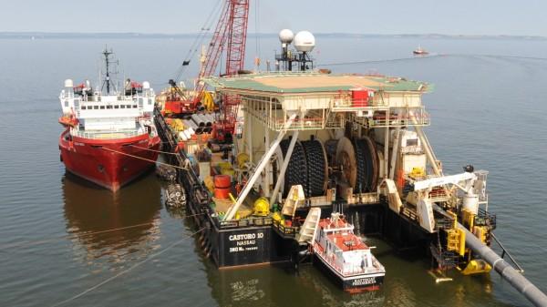 Nord Stream prüft Ausbau der Ostseepipeline