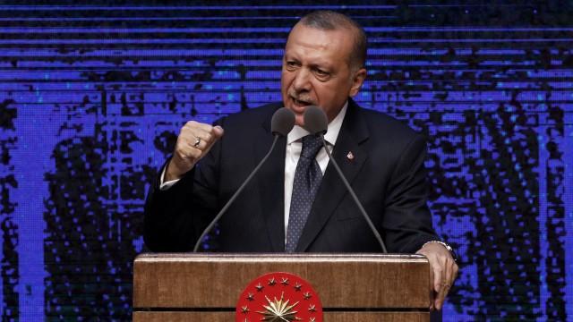 Erdogan stellt Projekte für nächste 100 Tage vor